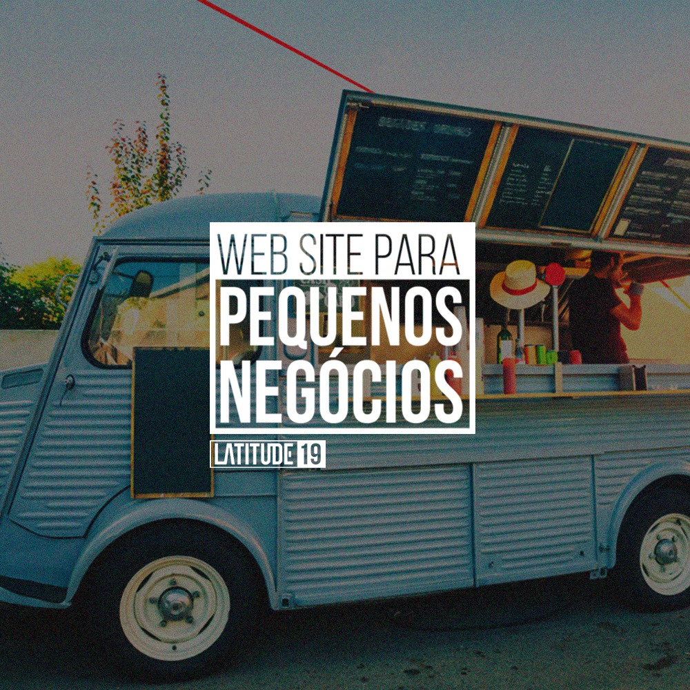 Site para pequenos negocioss